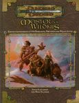 RPG Item: Masters of the Wild: A Guidebook to Barbarians, Druids, and Rangers