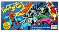 Board Game: Marvel Comics Super-Heroes Game