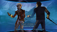 Video Game: Tales from the Borderlands - Episode 5: The Vault of the Traveler