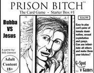Board Game: Prison Bitch