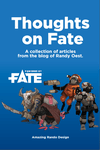 RPG Item: Thoughts on Fate: A Collection of Essays on the Fate RPG