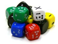 Board Game Accessory: Descent: Extra Dice Set