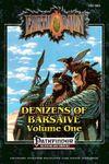RPG Item: Denizens of Barsaive Volume One (Pathfinder Edition)