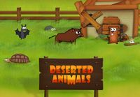 Board Game: Deserted Animals