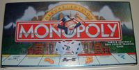 Board Game: Monopoly: Deluxe Edition