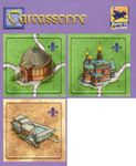 Board Game: Carcassonne: Darmstadt