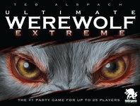 Board Game: Ultimate Werewolf Extreme