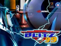 Video Game: NFL Blitz '99
