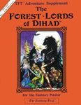 RPG Item: The Forest-Lords of Dihad