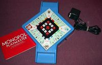Board Game: Monopoly Playmaster