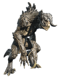 Character: Deathclaw (Fallout)