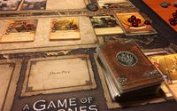 Board Game: A Game of Thrones: The Card Game (Second Edition)