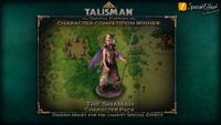 Video Game: Talisman: Digital Edition – The Shaman Character Pack