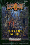 RPG Item: Earthdawn Player's Guide (Pathfinder Edition)