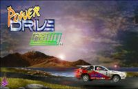 Video Game: Power Drive Rally