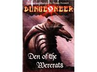 Board Game: Dungeoneer: Den of the Wererats