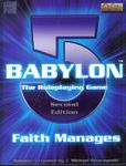 RPG Item: Babylon 5: The Roleplaying Game (2nd Edition)