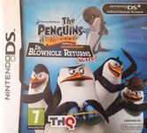Video Game: The Penguins of Madagascar: Dr. Blowhole Returns – Again!