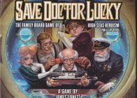 Board Game: Save Doctor Lucky