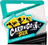 Board Game: Card 'N' Go Seek