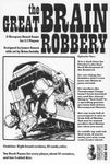 Board Game: The Great Brain Robbery