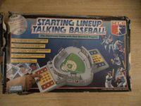 Board Game: Starting Lineup Talking Baseball