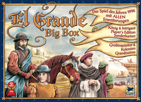 Board Game: El Grande Big Box