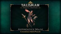 Video Game: Talisman: Digital Edition – The Apprentice Mage Character Pack
