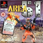 Video Game: Area 51