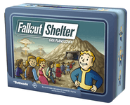 Board Game: Fallout Shelter: The Board Game