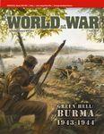 Board Game: Green Hell: Burma 1942-1945