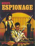 RPG Item: GURPS Espionage