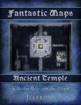 RPG Item: Fantastic Maps: Illfrost: Ancient Temple