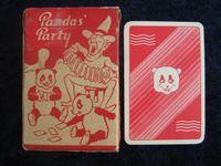 Board Game: Pandas' Party