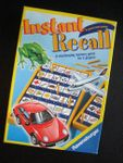 Board Game: Instant Recall
