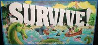 Board Game: Survive: Escape from Atlantis!