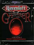 RPG Item: Gazetteer Volume I