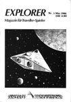 Issue: Explorer (Issue 1 - Mai 1986)