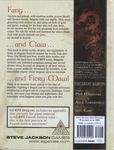 RPG Item: GURPS Dragons