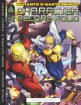 RPG Item: Mutants & Masterminds Character Record Folio (2nd Edition)
