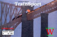 Board Game: TrainSport: Austria
