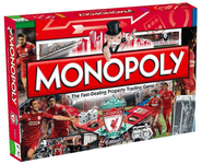 Board Game: Monopoly: Liverpool FC Edition