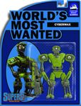 RPG Item: World's Most Wanted #03: Cybermax (Supers!)