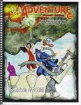 RPG Item: Pulp Adventure (Second Edition)