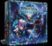 Board Game: Rail Raiders Infinite