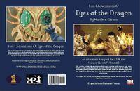 RPG Item: 1 on 1 Adventures #07: Eyes of the Dragon