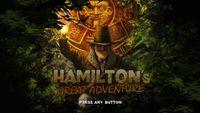 Video Game: Hamilton's Great Adventure