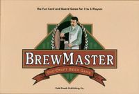 Board Game: BrewMaster: The Craft Beer Game