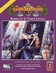 RPG Item: Robinloft 2: Tahd's Legacy