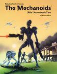 RPG Item: Rifts Sourcebook 2: The Mechanoids